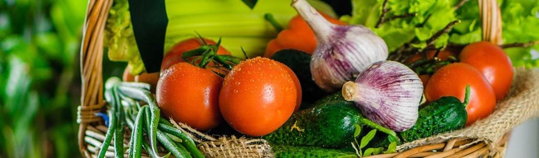 Овощные корзины